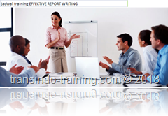 jadwal training report writing skills