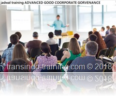 jadwal training penerapan good corporate governance