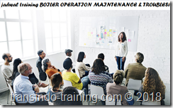 jadwal training maintenance and management of boiler plants