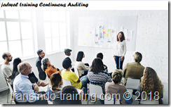 jadwal training Making a Business Case for Continuous Auditing