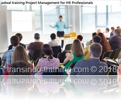 jadwal training Project Management Framework