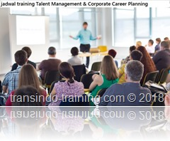 jadwal training Implementasi Talent Management