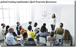 jadwal training How to Internalize Good Corporate Governance GCG