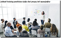 jadwal training Auditing the Manufacturing Process