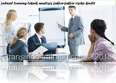 jadwal training ACCOUNT RECEIVABLES AND CREDIT RISK MANAGEMENT