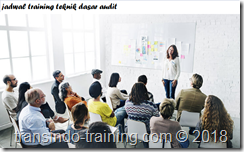 jadwal training Basic Audit Techniques and Tools for the New Auditors