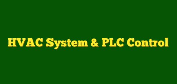 training sistem HVAC dan contrl PLC murah