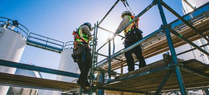 training inspector dan pengawas scaffolding murah